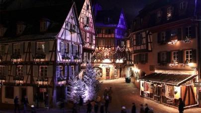 Ontdek de zeven kerststreken van de Elzas