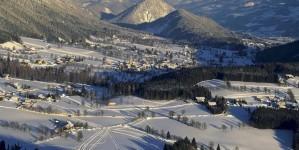 Wintersport voor beginners in Ramsau am Dachstein