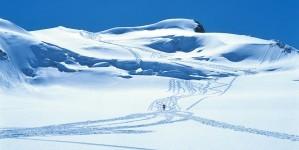 Op ijskoud gletsjeravontuur in het Oostenrijkse Pitztal