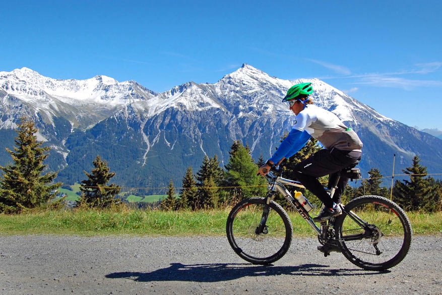 Hiken en biken in Graubünden