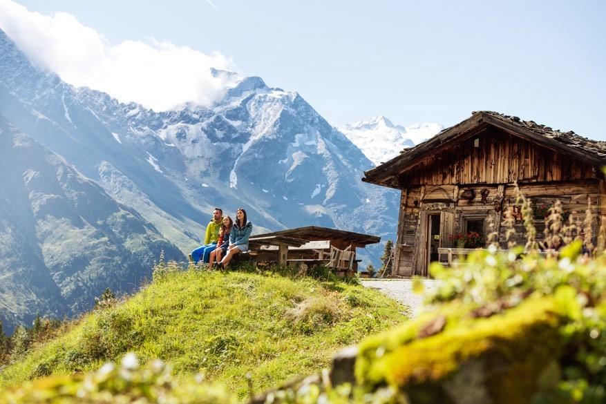 Sportieve gezinsvakantie in Tirol