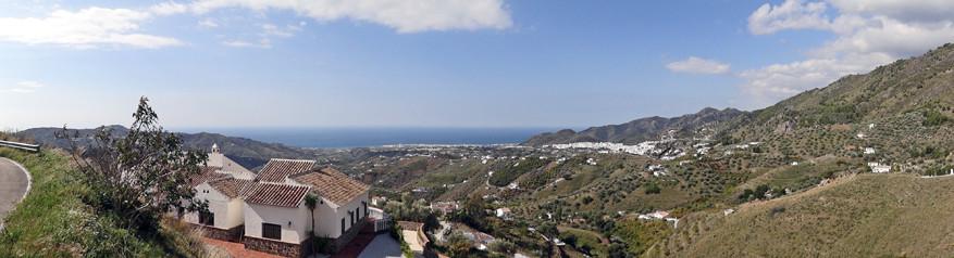 De panorama's zorgen alvast voor prachtige vakantiekiekjes!