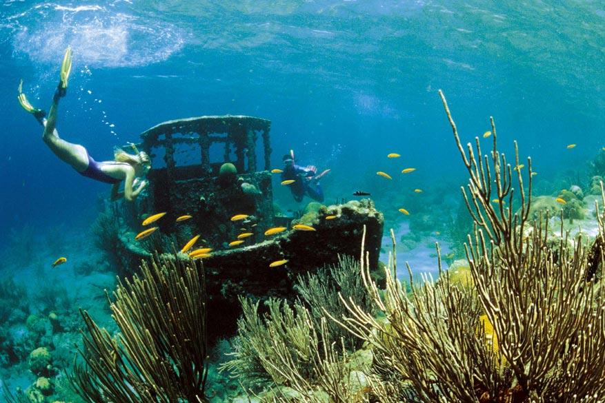 Duiken, snorkelen of meegaan met een diepzeeduikboot: de mogelijkheden om de wateren rond Curaçao te ontdekken zijn eindeloos.