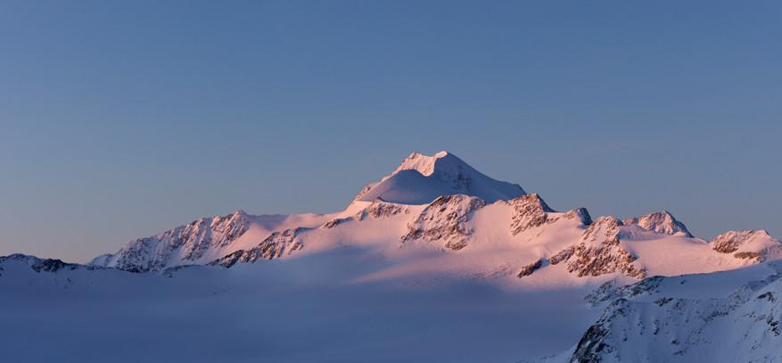De hoogste berg van Tirol: de Wildspitze