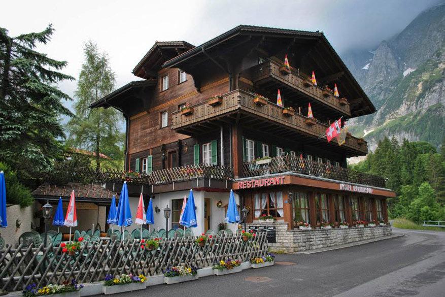 Hotel Blümslisalp Mühlebach in Grindelwald.