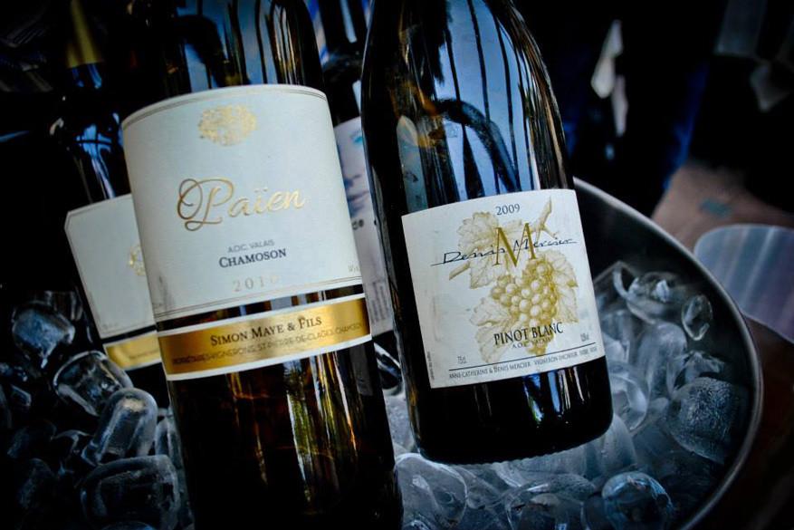 Keuze genoeg tussen de Zwitserse wijnen!
