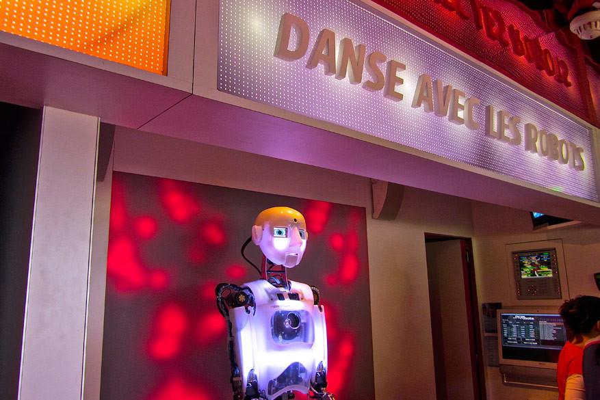 Nooit gedacht dat ik het beste feestje van mijn leven aan robots te danken heb!