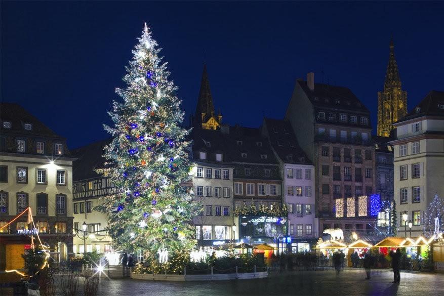 Bezoek de kerstmarkten van Straatsburg