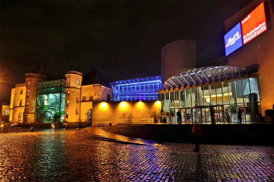 Een aanrader om te bezoeken: het chocolademuseum van Aken © dpa / Toerisme Duitsland
