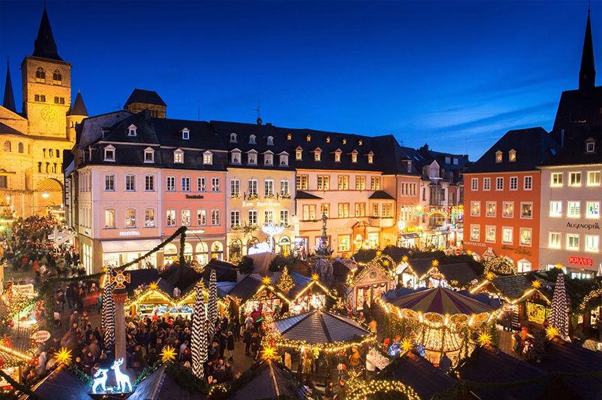 Kerstmis in Trier © Trier Weihnachtsmarkt