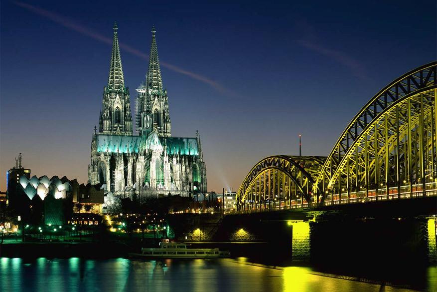 Dé culturele hightlight in Aken is natuurlijk de Dom © Deutsche Zentrale für Tourismus e.V. (Dr. Aubert, Hans-J.)