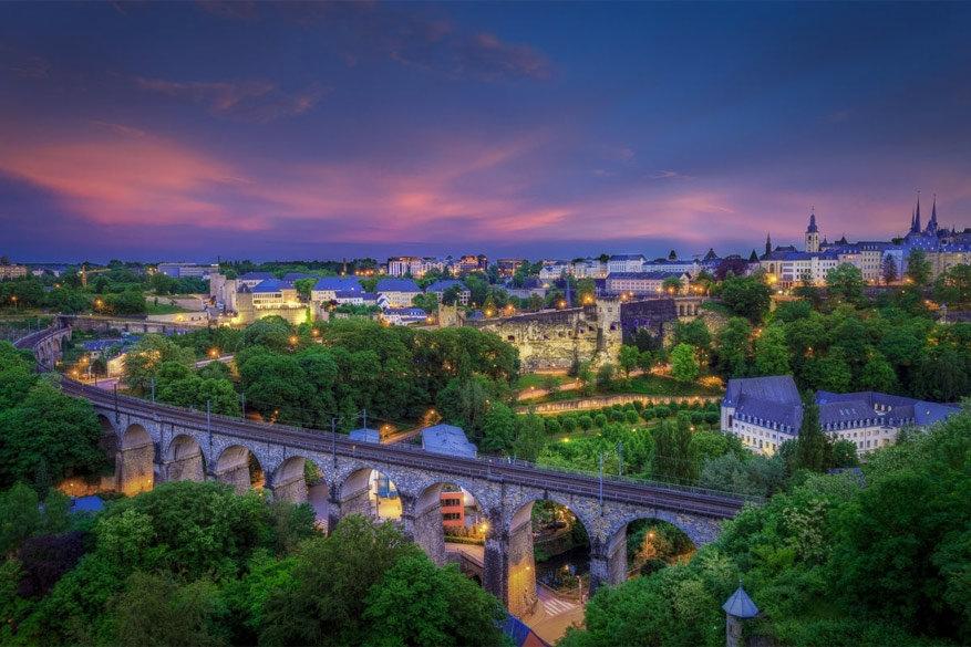 Op romantisch camperavontuur in Luxemburg