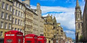 Schotland beleven in fascinerend Edinburgh