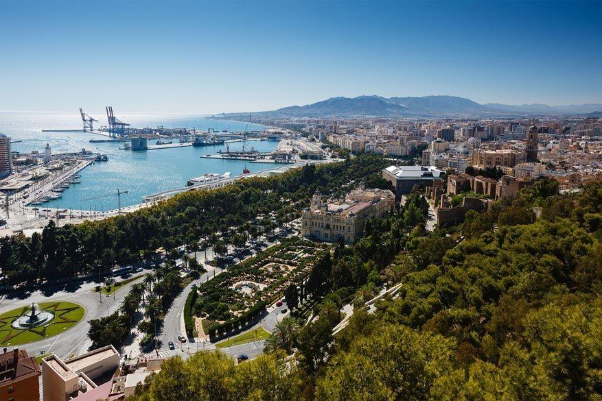 In Romeinse en Moorse voetsporen door Malaga