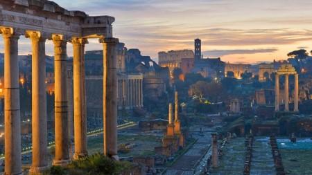 Op je stapschoenen door Rome deel 2