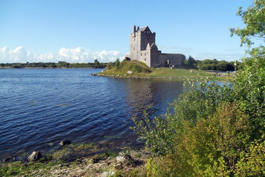 Het Dunguaire Castle.
