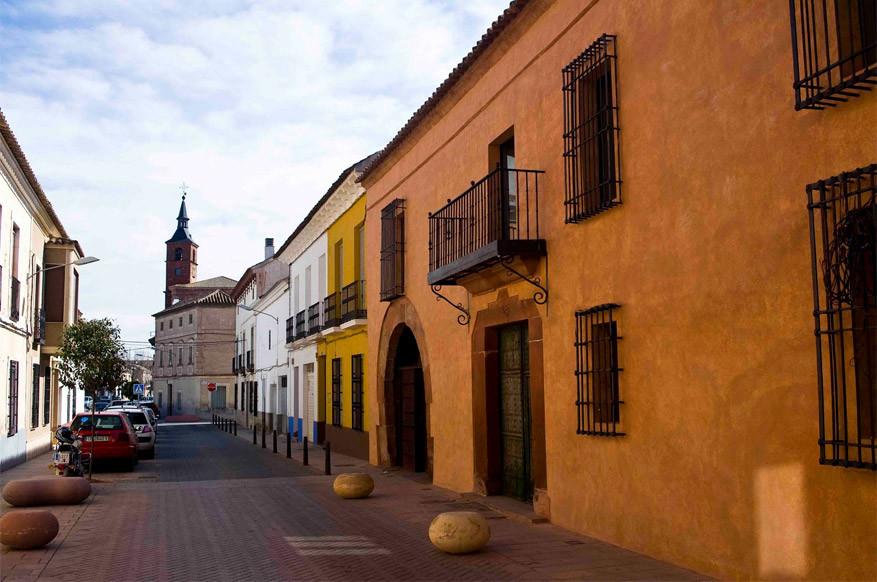 Museo del Hidalgo in Alcazar de San Juan. © Jorge Solana
