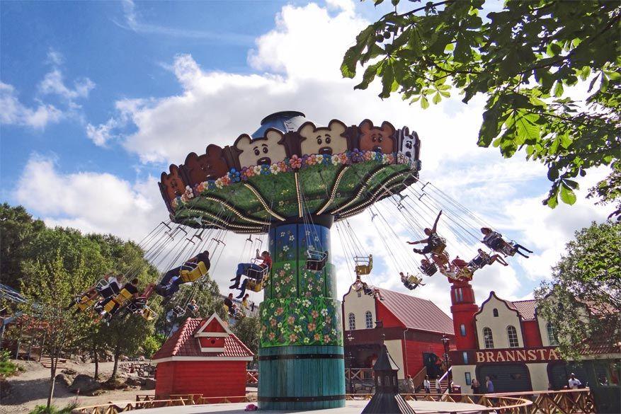 Kongeparken is een plezier voor jong en oud! © Cristina Pettersen - Carpio/RegionStavanger