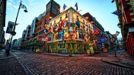 Dublin: cultuur met een smakelijke bierkraag