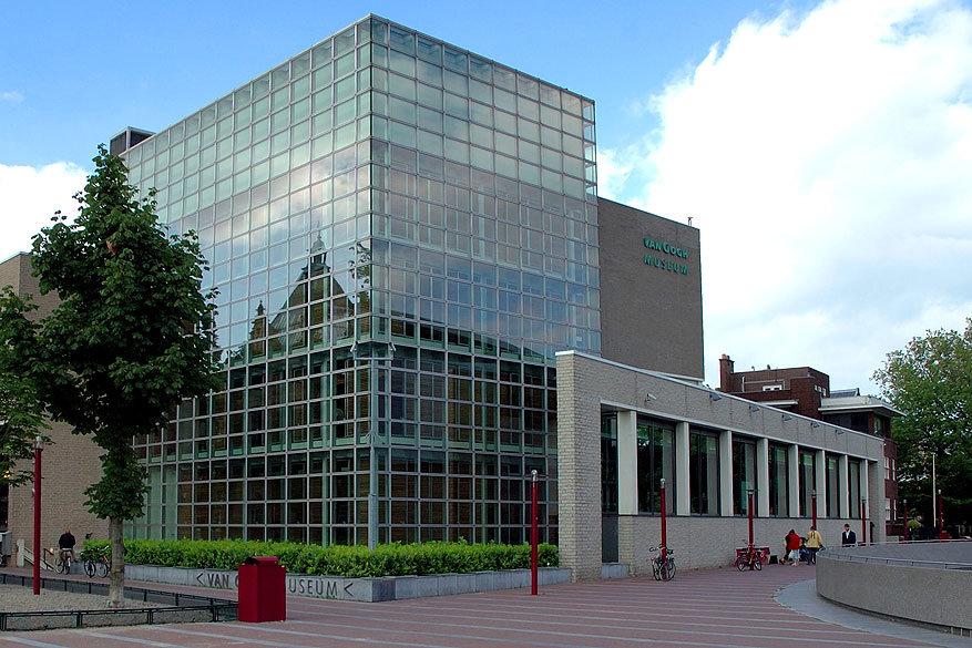 Amsterdam: het Van Gogh Museum