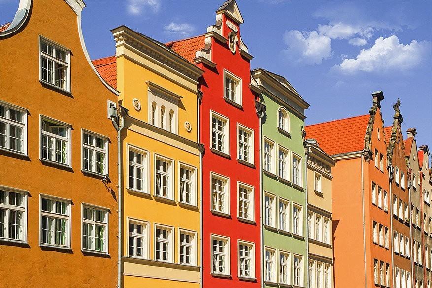 Op weekend in wervelende museumstad Gdańsk