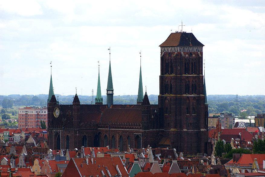 Gdańsk: Mariakerk