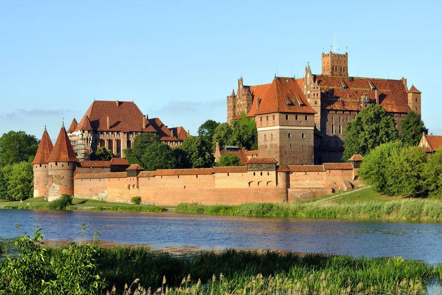 Gdańsk: Malbork kasteel
