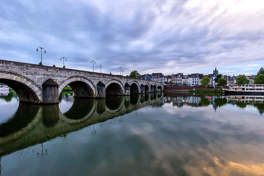 Maastricht: de Sint-Servaasbrug