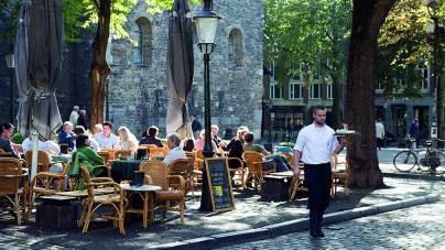 Flaneren door mediterraan Maastricht