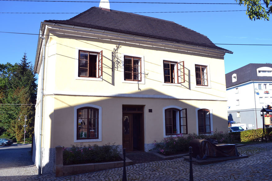 Moravië-Silezië: het geboortehuis van Sigmund Freud