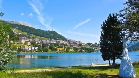 Sankt Moritz en Engadin voor weinig geld