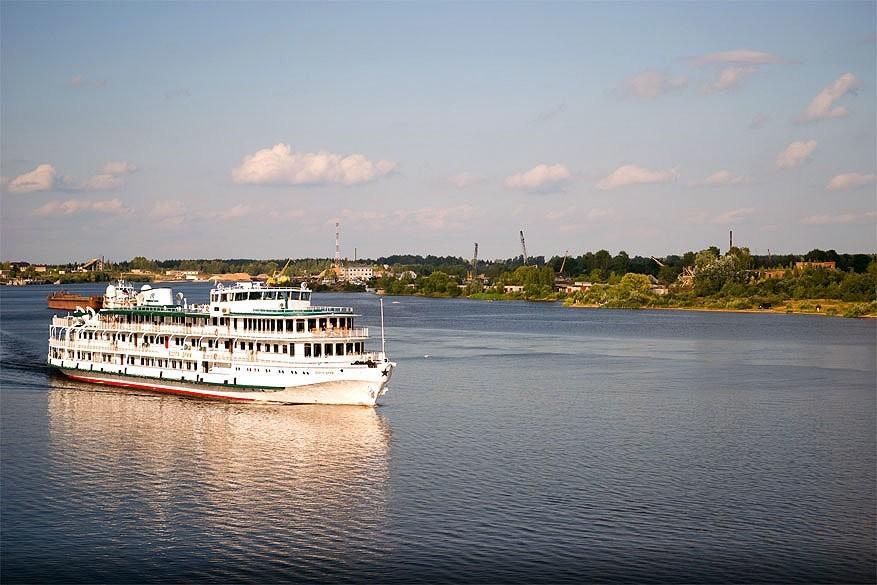 Luxueus cruisen op de Volga Dream