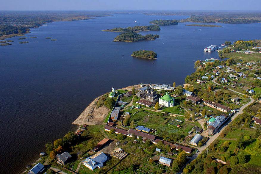 Volga Dream: Goritsy