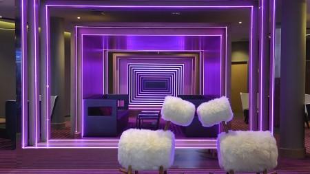 Spetterende sensatie bij Club Med Val Thorens