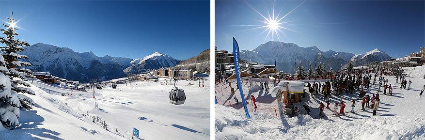 Orcières: een ruim skigebied met talloze mogelijkheden