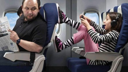 10 grootste ergernissen van vliegtuigreizigers