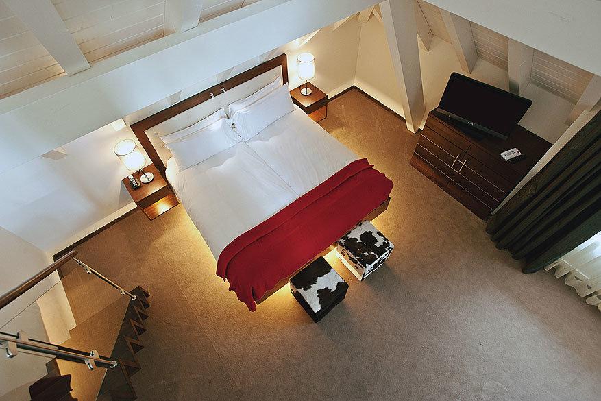Adelboden-Lenk: hotel The Cambrian