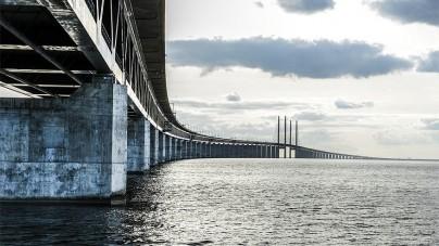 Ontdek de fictieserie The Bridge in het echt