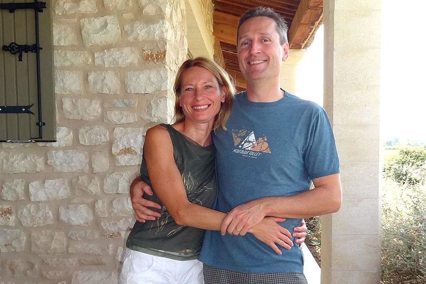 Vlaamse wijnboeren in Gard: Ilse en Koen