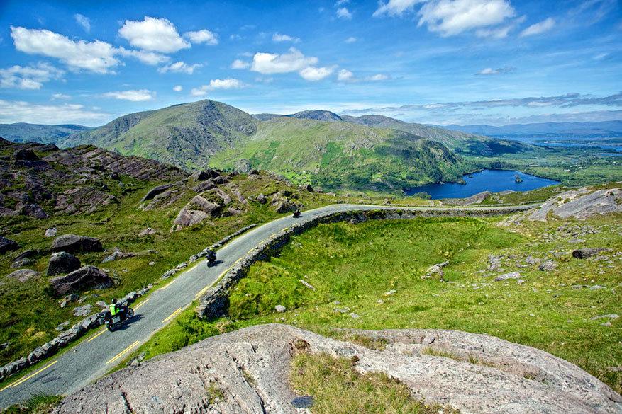 Filmsets in Ierland: de Ierse Wild Atalantic Way