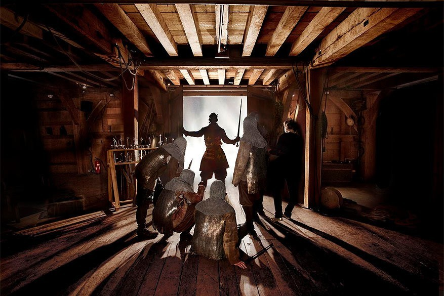 Oxford viert 400 jaar Shakespeare