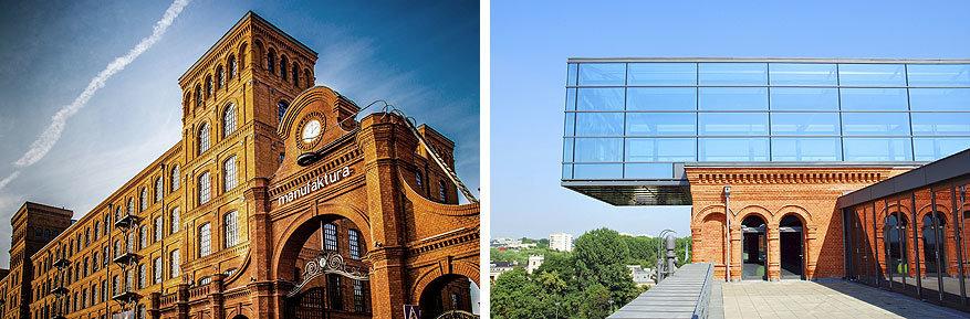 Stedentrip Polen: Manufaktura en Andel's Hotel in Lodz