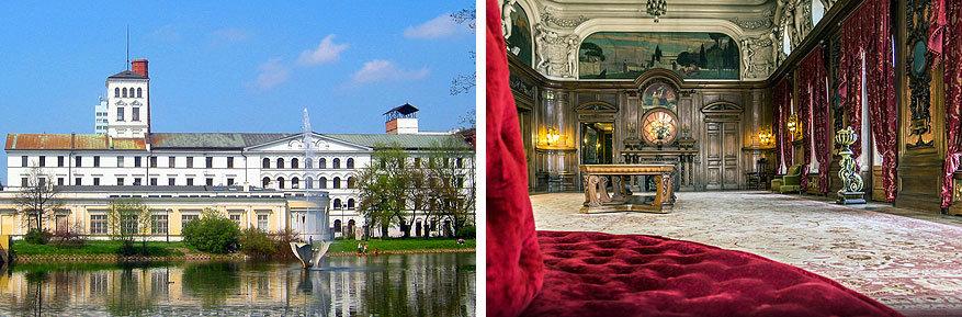 Stedentrip Polen: het textielmuseum en de paleizen van Poznanski en Scheibler in Lodz