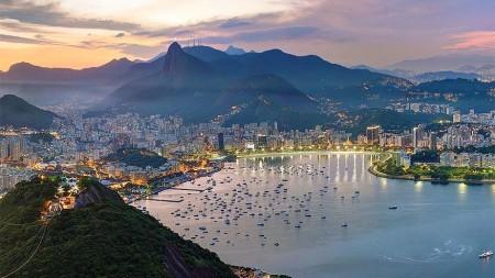 Langste buslijn voert je van Lima naar Rio de Janeiro