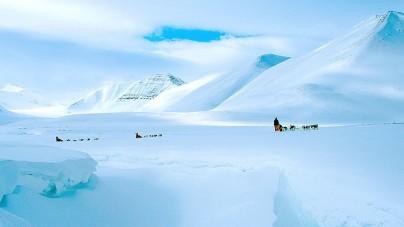 Spitsbergen beleeft avontuurlijke wintersport in lente