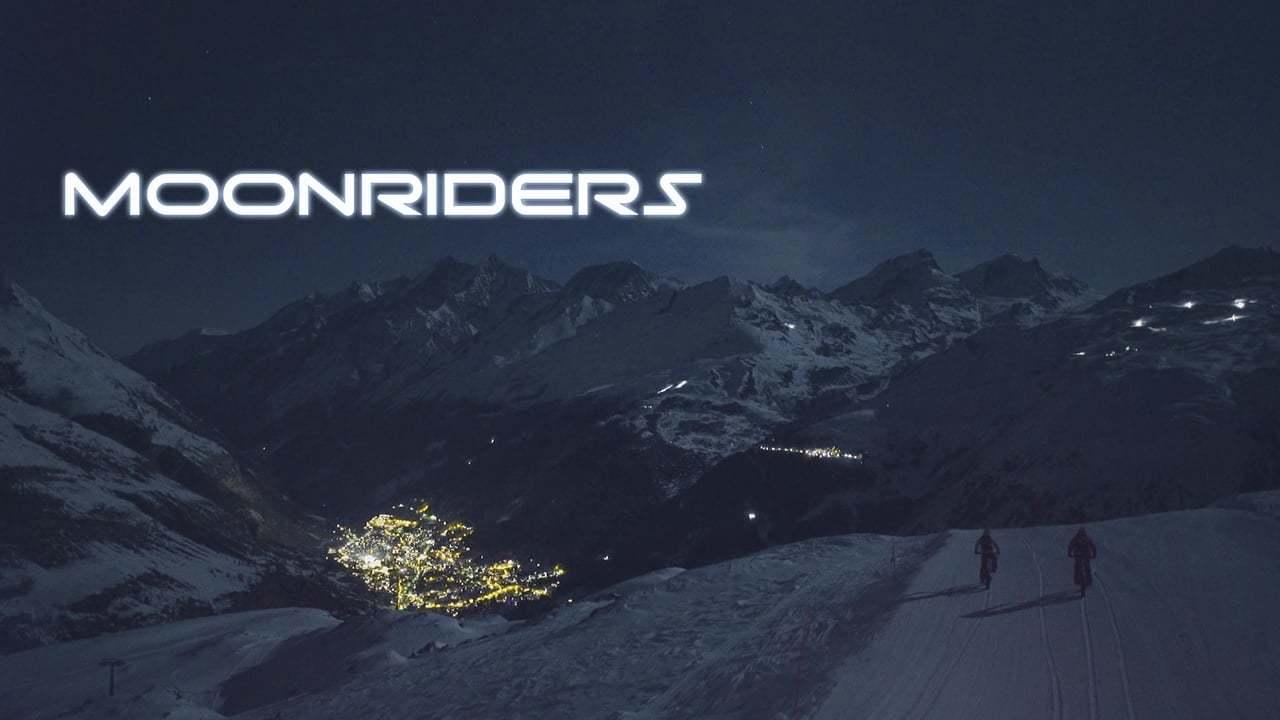 Nachtelijke fietstocht bij de Matterhorn