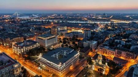 Belgrado beleef je dag en nacht