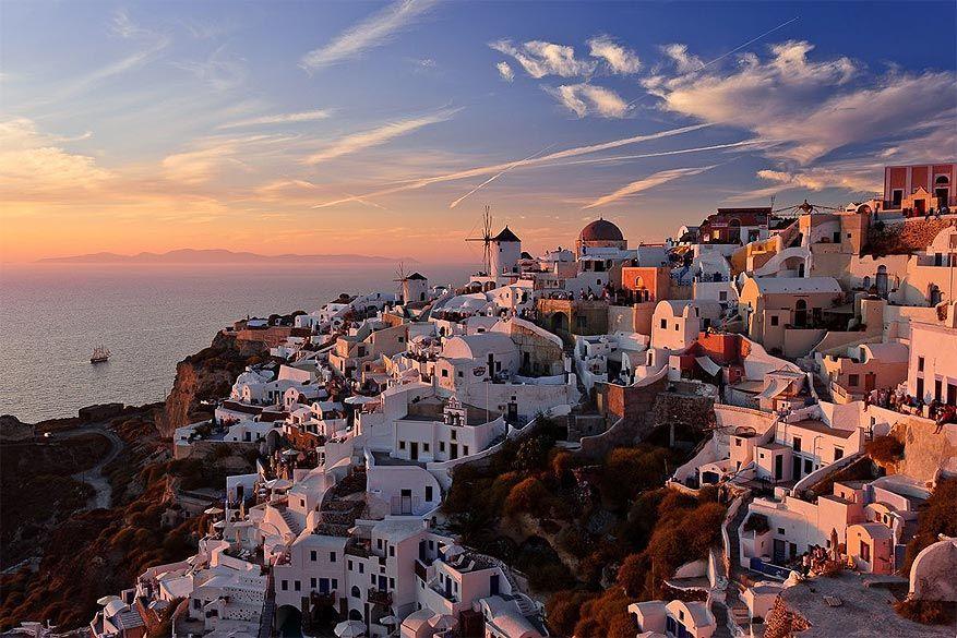 Santorini griekenland reisreporter