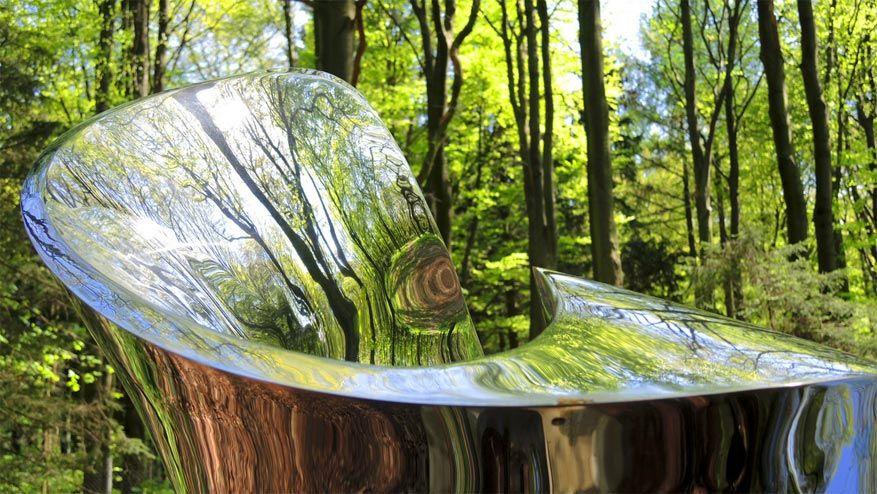 Kunst kijken in het park: Skulpturenpark Waldfrieden in Duitsland