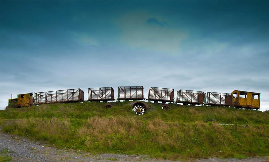 Kunst kijken in het park: Lough Boora Parklands in Ierland